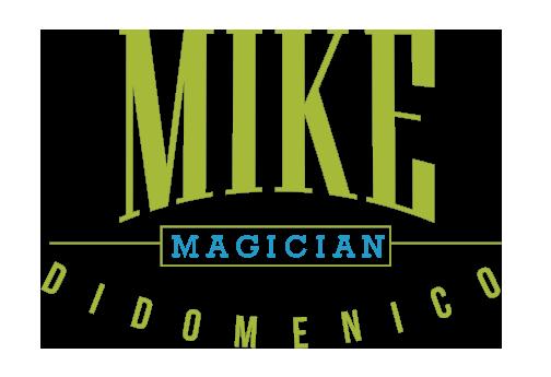 Magician Mike DiDomenico